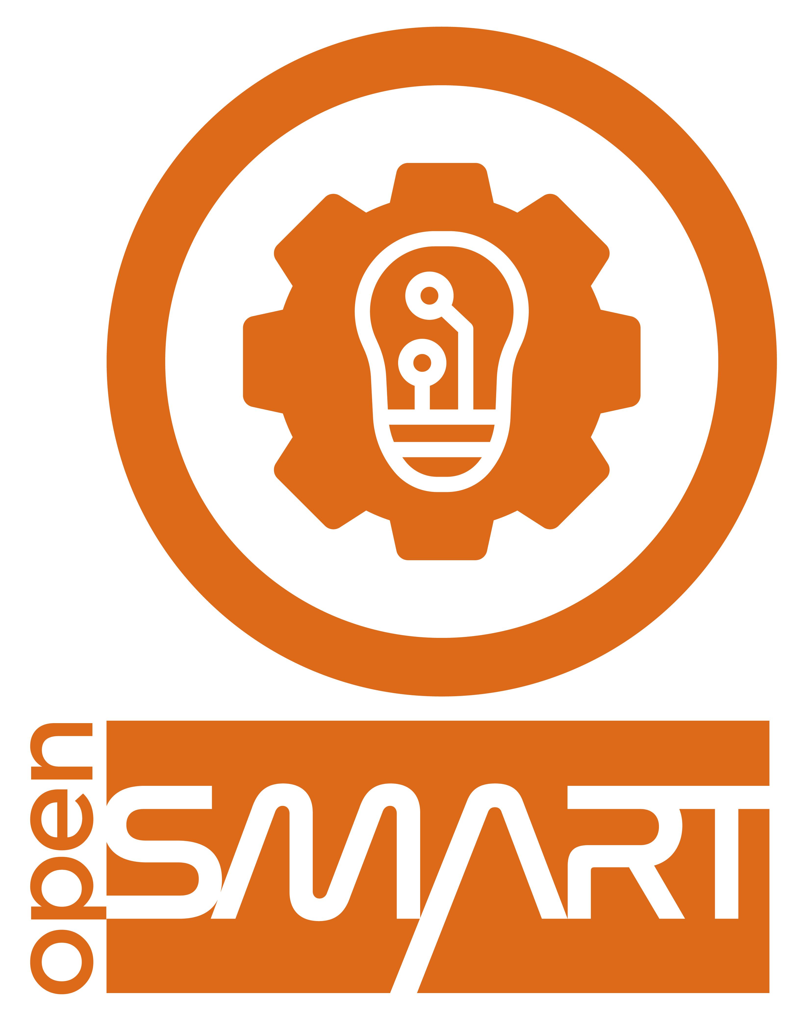 Logotipo Open Smart